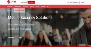 Logo of Trend Micro Mobile Security