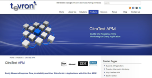 Logo of CitraTest APM