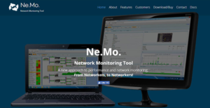 Logo of Ne.Mo. Network Monitoring