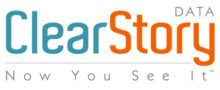 Logo of ClearStory Data