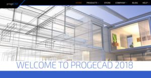 Logo of progeCAD