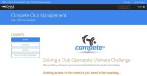 Logo of Compete Club Management