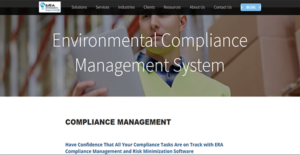 Logo of ERA Compliance