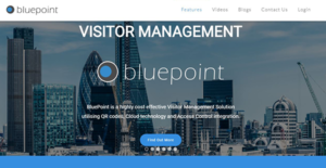 Logo of BluePoint