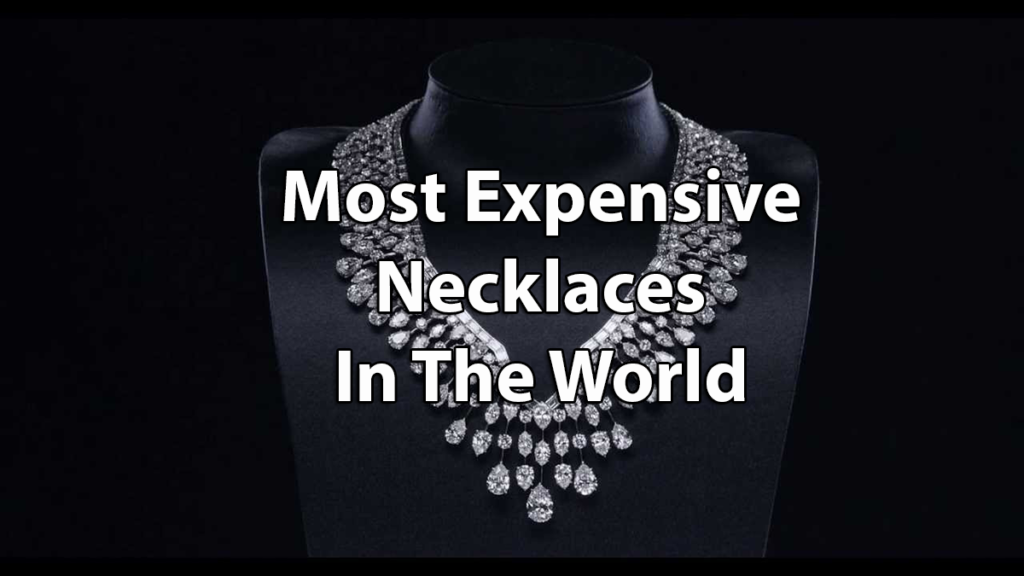 majestic necklace expensive tiffany the priciest million is