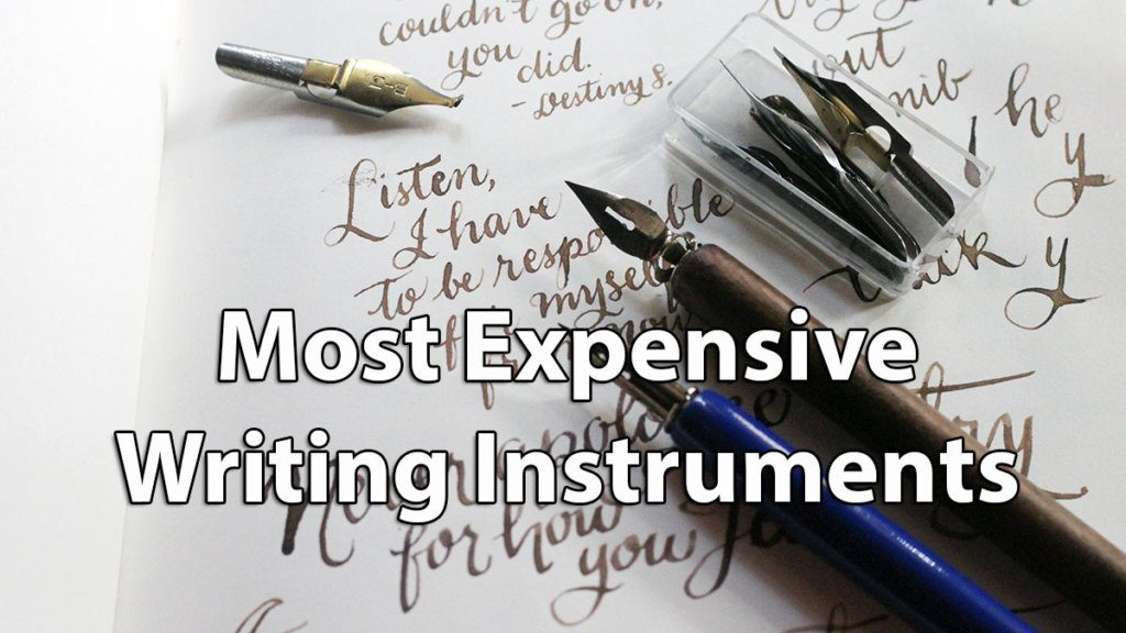 1046dc30d7751 Prnewswire.com states that the global writing instruments market is  predicted to grow at compounded rate of 3.3% from 2017 to 2025 and reach  about  24 ...