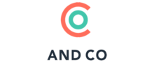 Logo of AND CO