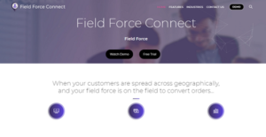 Logo of Field Force Connect
