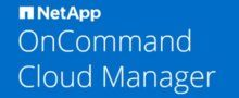 Logo of NetApp OnCommand Cloud Manager