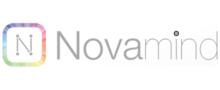 Logo of Novamind