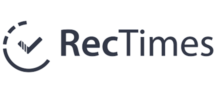 Logo of RecTimes