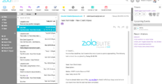Zola Suite dashboard 6