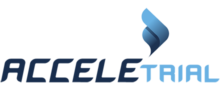Logo of AcceleTrial