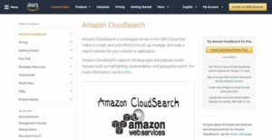 Logo of Amazon CloudSearch
