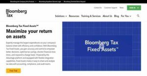 Logo of Bloomberg Tax Fixed Assets
