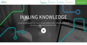 Logo of Inkling Knowledge