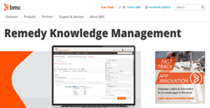 Logo of Remedy Knowledge Management