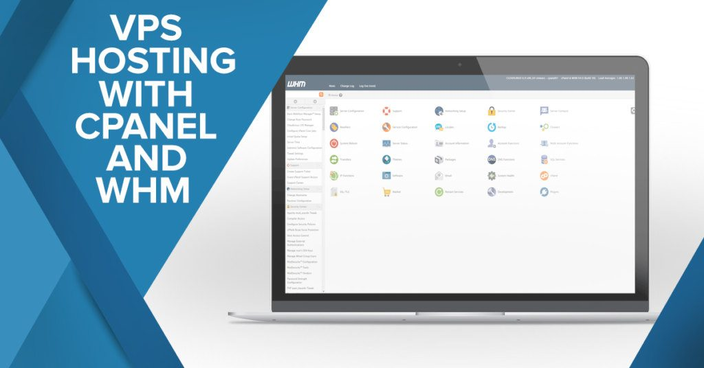 VPS Hosting with cPanel and WHM