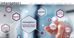 Logo of Intergator