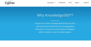 Logo of Knowledge360