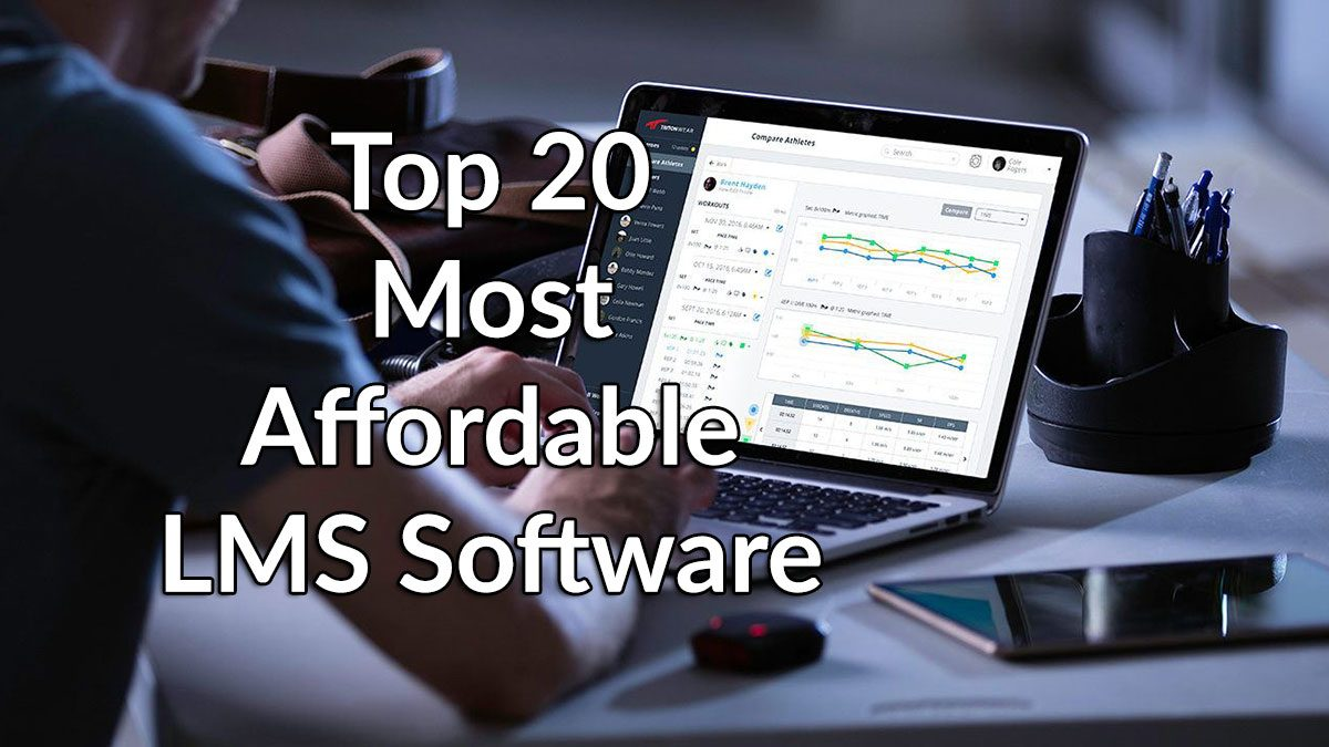 Top 20 Most Affordable LMS Software
