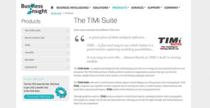 Logo of TIMi Suite