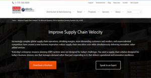 Logo of Advanced Supply Chain Software