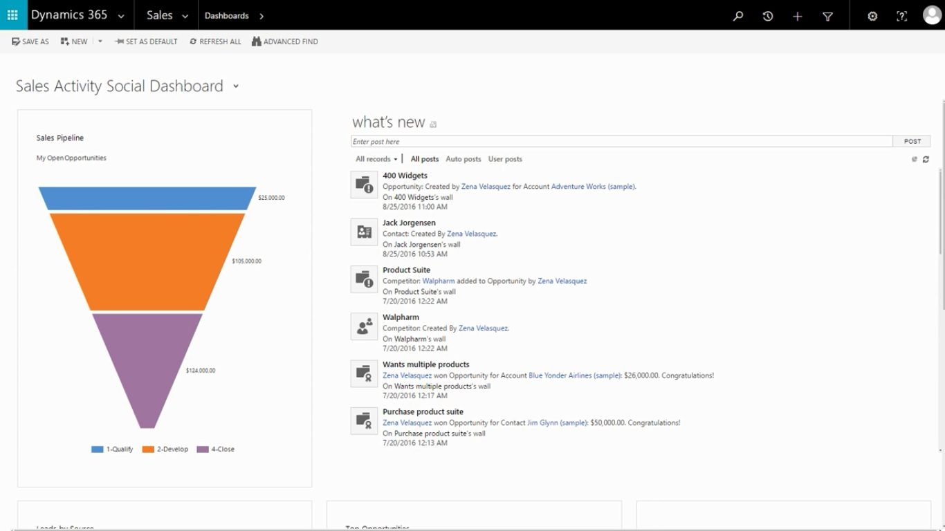 Top 10 Alternatives To Microsoft Dynamics 365 Overview Of