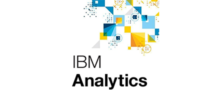 Logo of IBM Business Analytics