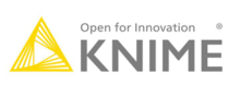 Logo of KNIME Analytics Platform