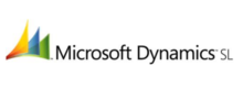 Logo of Microsoft Dynamics SL