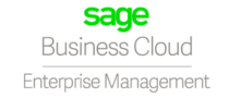Logo of Sage Business Cloud Enterprise Management