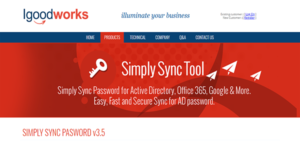 Logo of Simply Sync Password