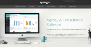 Logo of Synergist Cloud