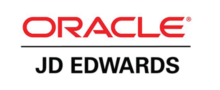 Logo of Oracle JD Edwards Distribution