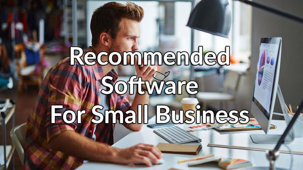 Recommended Software For Small Business