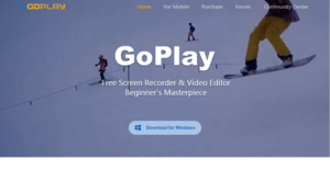 Logo of GoPlay