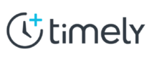 Logo of Timely