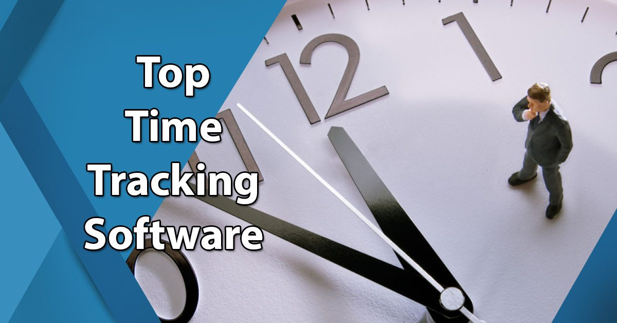 Top Time Tracking Software
