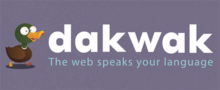 Logo of Dakwak