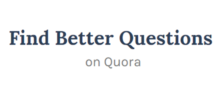 Logo of Find Better Questions