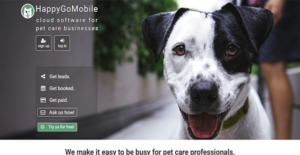 Logo of Easy Busy Pets