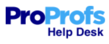 Logo of ProProfs Help Desk