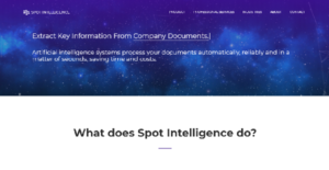 Logo of Spot Intelligence