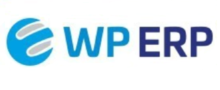 Logo of WP ERP