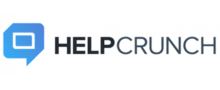 Logo of HelpCrunch