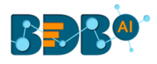 Logo of BDB