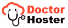 Logo of DoctorHoster