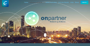 Logo of onPartner