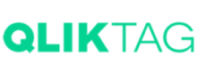 Logo of QLIKTAG IoT Connected Smart Products Platform